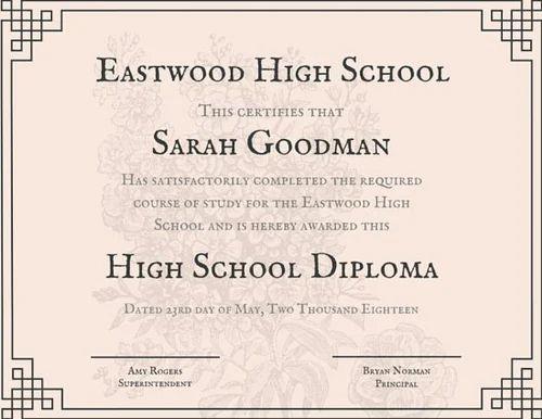 Certificates Printing Services - School College Certificates ...