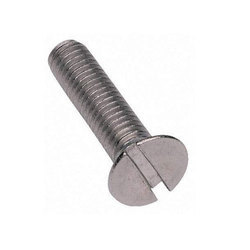 CSK Slotted Machine Screws