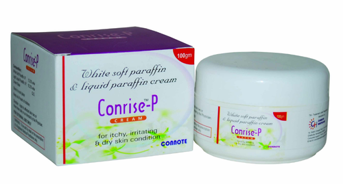 White Soft Paraffin and Light Liquid Paraffin Cream 100gm