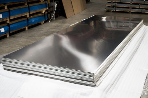 Stainless Steel 304L Sheet 2B BA (No.8 Mirror Finish)