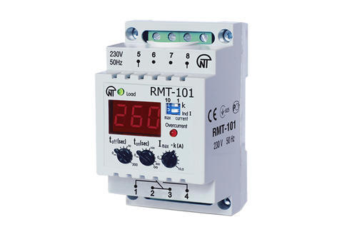 Numeric Power Devices and Overload Relays Power Control And