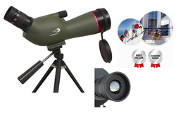Telescope Zoom Optical Lens 15-45X60MM HD Monocular, Tripod