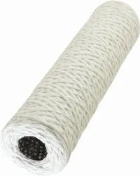 Bleached Cotton Wound Filter Cartridge