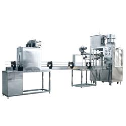 30 BPM Water Bottling Plant