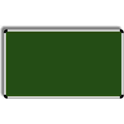 Laminated Green Writing Board