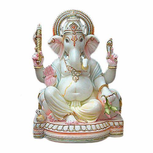 Fancy Pop Ganesh Idol