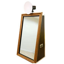 65 inch Magic Mirror Selfie Photo Booth