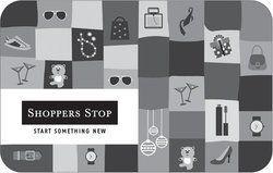 Shoppers Stop Gift Voucher