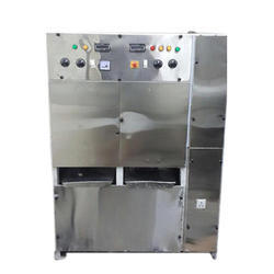 SS Body Double Die Paper Plate Making Machine