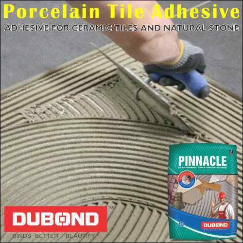 Tile Adhesive Du Fix Tile Adhesive Manufacturer From Ahmedabad - Best outdoor tile adhesive