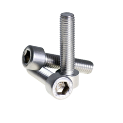 ASTM F2281 Gr 347 Bolts, Hex Cap, Screws & Studs