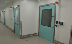 Laboratory Cleanroom Doors & Pharma Doors - Laboratory Cleanroom Doors Manufacturer from Ahmedabad