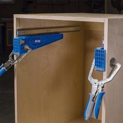 Telescopic Channel Fitting Jig