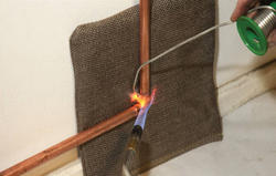 Fire Blankets Aluminized Fire Blanket Exporter From Mumbai