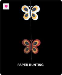 Paper Bunting Printed 1.5 Mtr