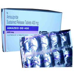 Amisulpride Sustained Release Tablets
