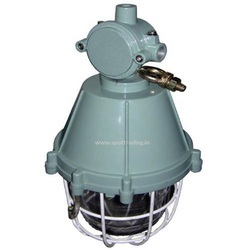 400 W Flameproof Well Glass Lights