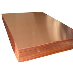 Copper Sheet ताम्बे की शीट At Best Price In India