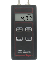 Hot Wire Digital Thermo Anemometer