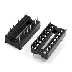 IC Sockets Round PIN-Gold Flash/ IC Sockets Machine Base
