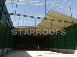 Warehouse Godown Roofing Sheds