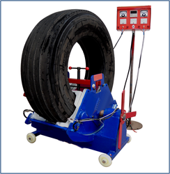 Section Tyre Repair Machine JM 7400