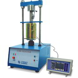 Lab CBR Test Apparatus