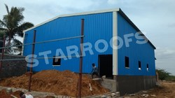 Metal Shed Roofing