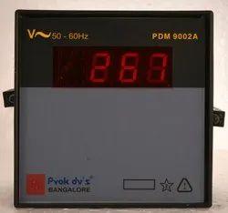 Prok Dv's  Voltmeter