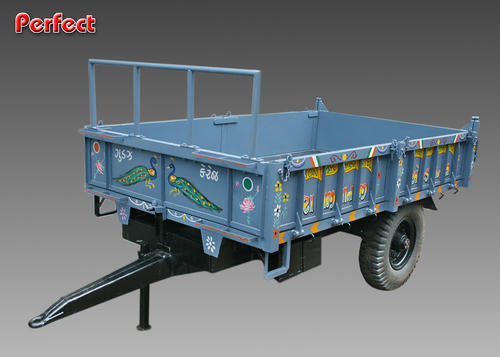 Agricultural Trolley Manufacturer From Rajkot