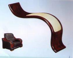Sofa Wooden Arm