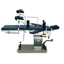 Radiolucent Top Operating Table