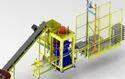TARA MechRam -X 2500 Flyash Brick Maker