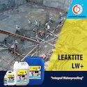 Integral Waterproofing Liquid