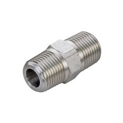 Stainless Steel Hex Nipple 316 L
