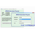 Epson Waste Pad Reset Software - Unlimited