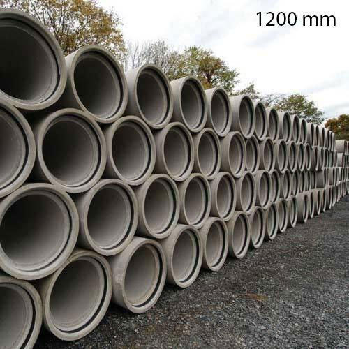1200 MM RCC Hume Pipe