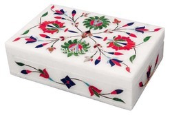 Marble Fashion Inlaid Box