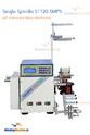 S1120 SMPS Coil Winding Machine