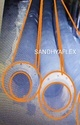 Cement Feeding Rubber Hose with Swivel Flange