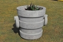 Fibre Concrete Planter