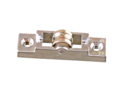 Double Roller Steel Wheel Zinc Frame / AR-05