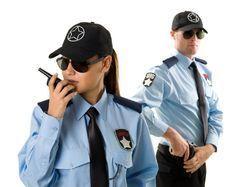 Mall and Multiplex Guard Uniform