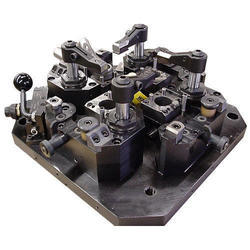 Hydraulic Milling Fixtures