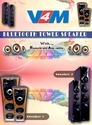 Tower Cabinet Bluetooth Speaker