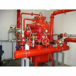 Fire Fighting Contractor Service