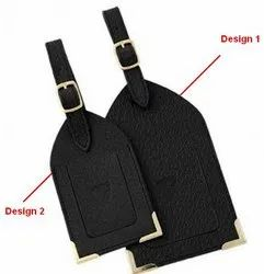 Luggage Leather Bag Tag