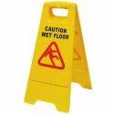 Wet Floor Sign Board