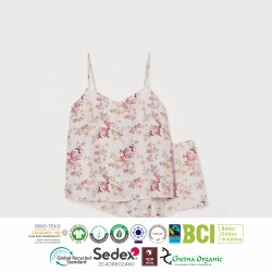 Organic cotton Women Garments Manufacturer