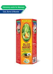 Kalonji And Turmeric 100 ml Looloo Oleo Hayat Herbal Massage Oil , Packaging Type: Bottle